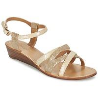 Schuhe Damen Sandalen / Sandaletten Mellow Yellow VALOU Maulwurf