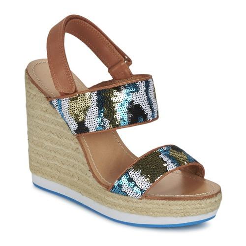 Mellow Yellow VABLISS Blau  Schuhe Schuhe Schuhe Sandalen / Sandaletten Damen 2d46d1