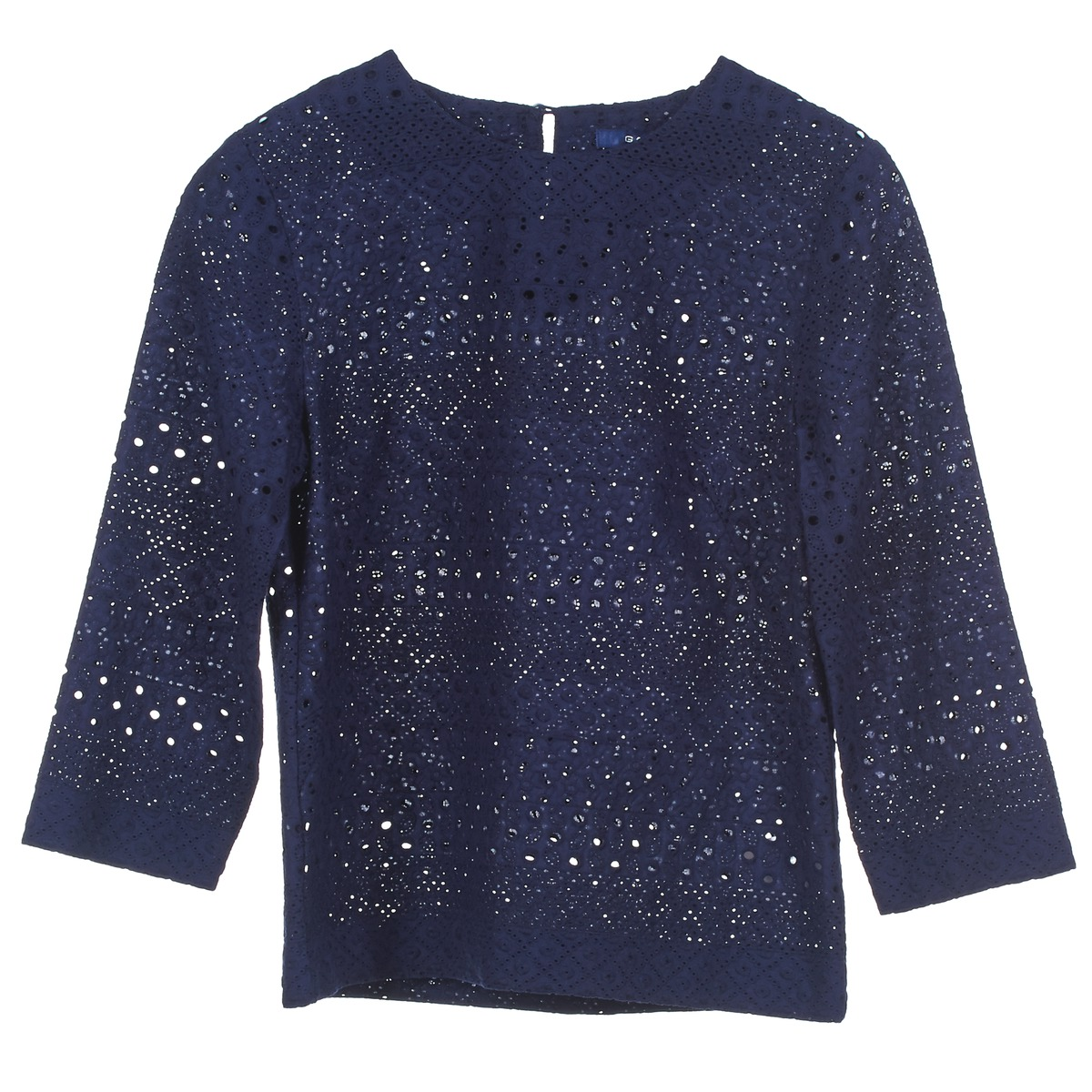 Blusen Gant 431951 Blau