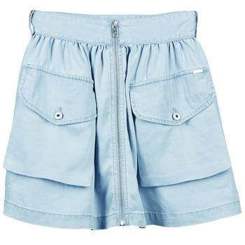 Kleidung Damen Röcke Diesel DE BODEN B Blau