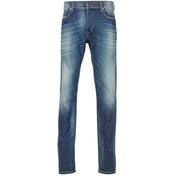 Kleidung Herren Slim Fit Jeans Diesel TEPPHAR Blau
