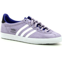 Schuhe Damen Sneaker Low adidas Originals Gazelle OG Mauve