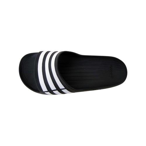 adidas Performance Duramo Slide Noir / Blanc / Noir