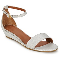 Schuhe Damen Sandalen / Sandaletten Marc by Marc Jacobs PEACES Weiss