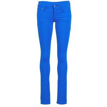 Kleidung Damen 5-Pocket-Hosen Cimarron CASSIS Blau