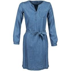Kleidung Damen Kurze Kleider Tom Tailor JANTRUDE Blau