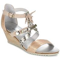 Schuhe Damen Sandalen / Sandaletten Regard RUKI Kupfer