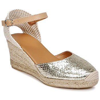 Schuhe Damen Sandalen / Sandaletten Regard SYBEL Platin