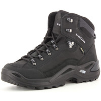 Schuhe Herren Boots Lowa Renegade GTX Mid Noir