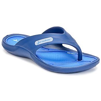 Schuhe Kinder Zehensandalen Rider CAPE VII Blau
