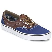 Schuhe Herren Sneaker Low Vans ERA Marine / Braun