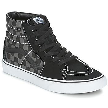 Schuhe Sneaker High Vans SK8-HI Grau / Braun