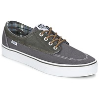 Schuhe Herren Sneaker Low Vans BRIGATA Grau / Kaki