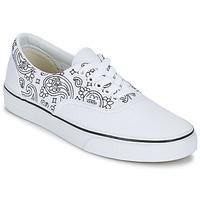 Schuhe Sneaker Low Vans ERA Weiss / Schwarz