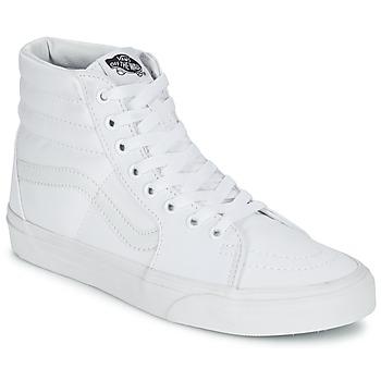 Schuhe Sneaker High Vans SK8-HI Weiss