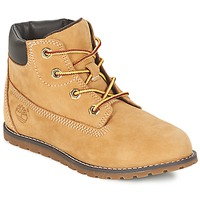 Schuhe Kinder Boots Timberland POKEY PINE 6IN BOOT WITH Rot multi wf sde