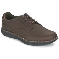 Schuhe Herren Derby-Schuhe Timberland BARRETT PT OXFORD Braun