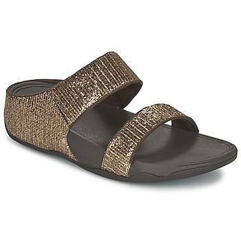 FitFlop Lulu Superglitz Slide