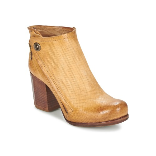 Schuhe Damen Low Boots Airstep / A.S.98 SOURCE Camel