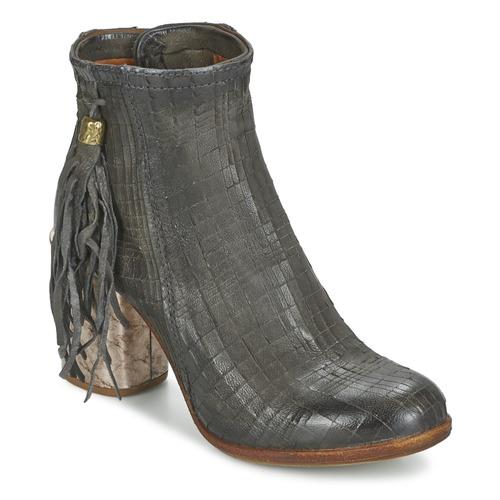 Airstep / A.S.98 ODELL Schwarz / Fume  Schuhe Low Boots Damen 114,50