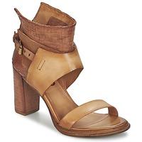 Schuhe Damen Sandalen / Sandaletten Airstep / A.S.98 IRON Braun