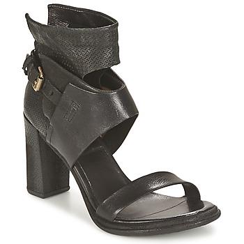 Schuhe Damen Sandalen / Sandaletten Airstep / A.S.98 IRON Schwarz