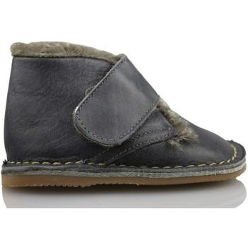 Schuhe Kinder Babyschuhe Oca Loca OCA LOCA SAFARI GRAU