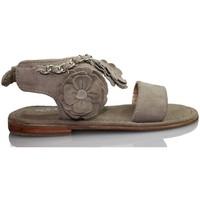 Schuhe Kinder Sandalen / Sandaletten Oca Loca OCA LOCA Baby Sandale VALENCIA TAUPE
