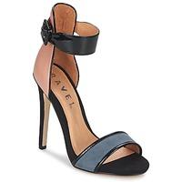 Schuhe Damen Sandalen / Sandaletten Ravel Pansy Schwarz