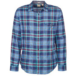 Langärmelige Hemden Dockers THE TWILL WRINKLE SHIRT