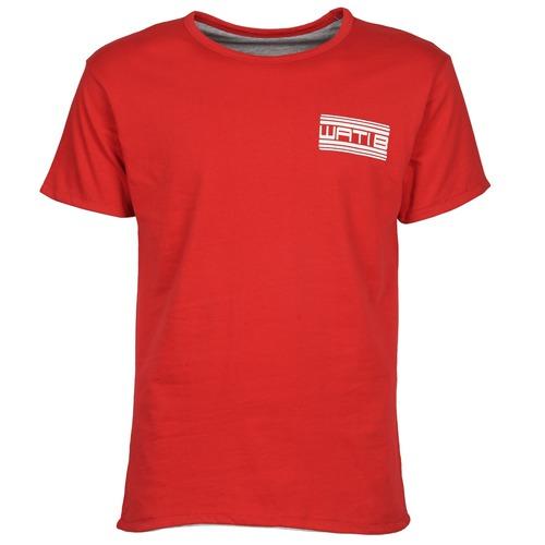 Kleidung Herren T-Shirts Wati B WATI CREW Rot
