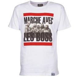 Kleidung Herren T-Shirts Wati B BOSS Weiss