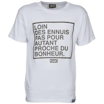Kleidung Herren T-Shirts Wati B LOIN Weiss
