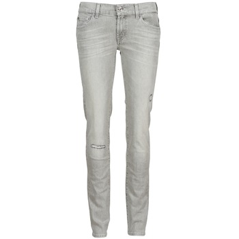 Jeans 7 for all Mankind ROXANNE DESTROYED Grau 350x350