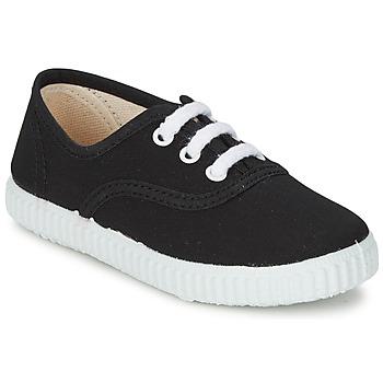 Schuhe Kinder Sneaker Low Citrouille et Compagnie KIPPI BOU Schwarz