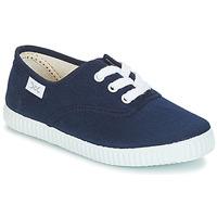 Schuhe Kinder Sneaker Low Citrouille et Compagnie KIPPI BOU Marine