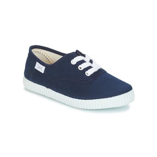 Sneaker Citrouille et Compagnie KIPPI BOU Marine 350x350