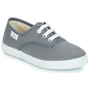Schuhe Kinder Sneaker Low Citrouille et Compagnie KIPPI BOU Grau