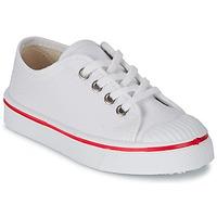Schuhe Kinder Sneaker Low Citrouille et Compagnie PANA BEK Weiss