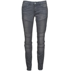 Kleidung Damen Slim Fit Jeans Esprit MR SKINNY Grau