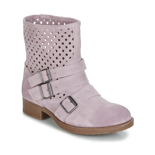 Schuhe Damen Boots Casual Attitude DISNELLE Quail