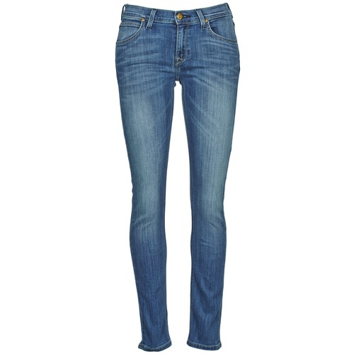 Kleidung Damen Slim Fit Jeans Lee JADE Blau
