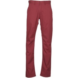 Chinohosen Lee CHINO OXBLOOD