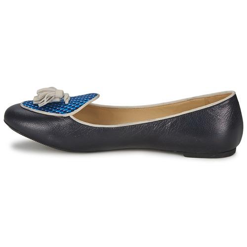 Etro 3922 Blau Schuhe Ballerinas Damen 175,50