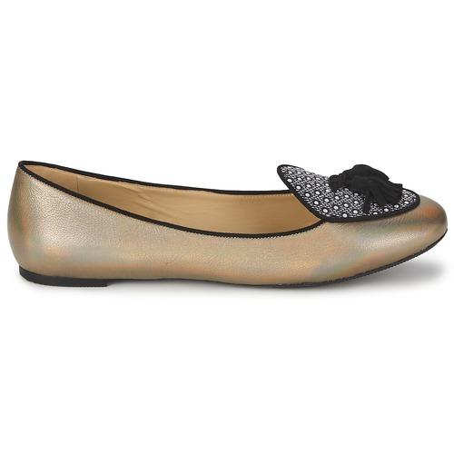 Etro 3922 Damen Gold  Schuhe Ballerinas Damen 3922 245,70 589612