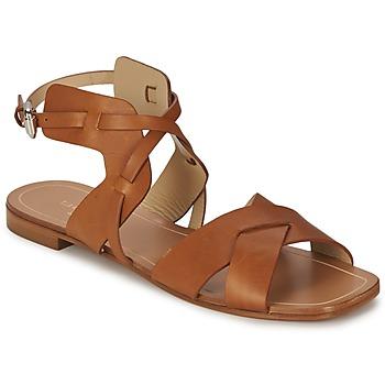 Schuhe Damen Sandalen / Sandaletten Etro 3947 Braun