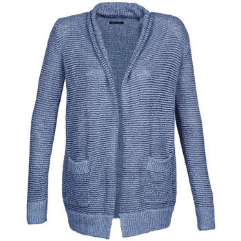 Kleidung Damen Strickjacken Marc O'Polo LEROY Blau