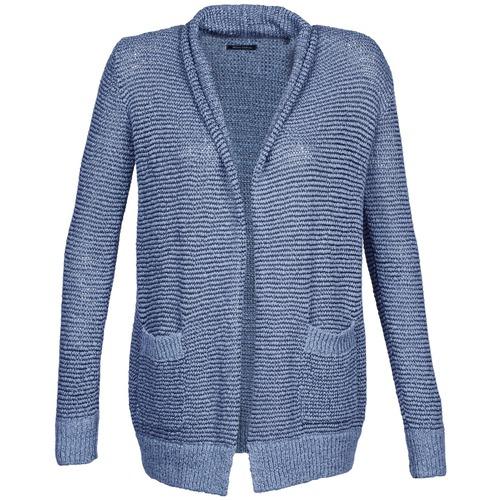 Pullover & Strickjacken Marc O'Polo LEROY Blau 350x350