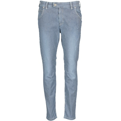 Jeans Marc O'Polo LAUREL Blau / Weiss 350x350