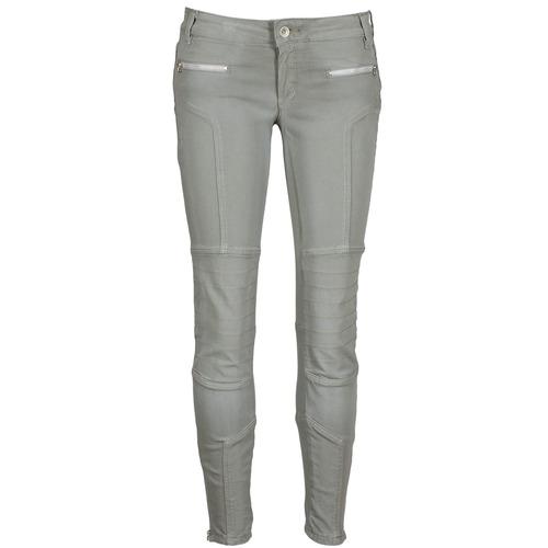 Kleidung Damen Slim Fit Jeans Marc O'Polo LEEL Grau
